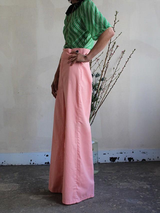 70s cotton pants