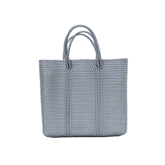 MERCADO BAG MOSAIC CHECK - SL(S)