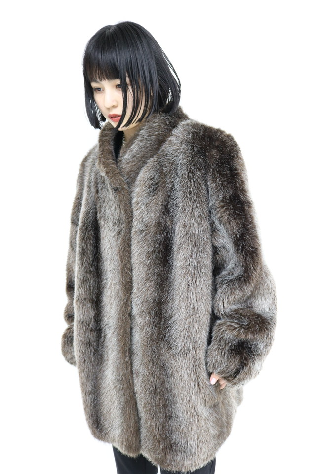 design fur coat / OU11290116