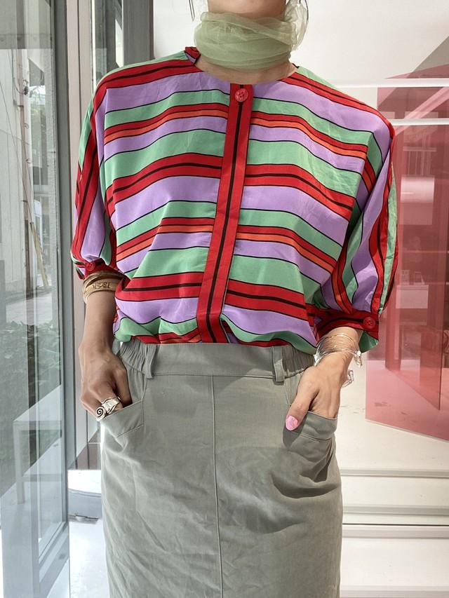 "US 80s ""PROPHECY"" blouse"