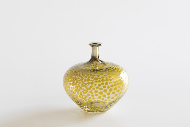 decorative vase no.11 / qualia-glassworks