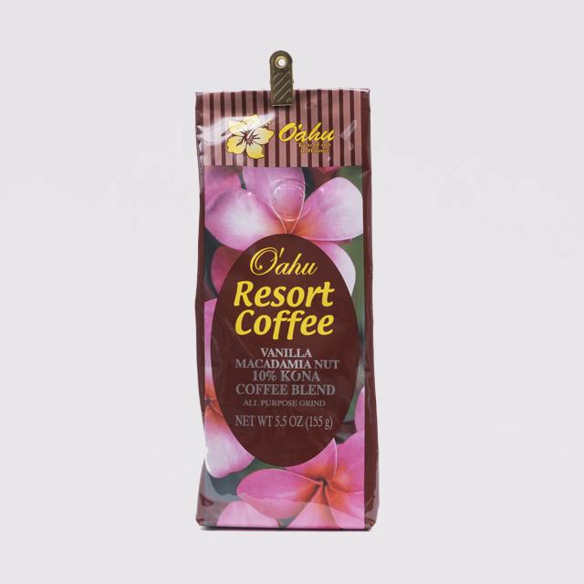 【オアフリゾートコーヒー】 チョレートマカデミア155g トライアル(送料無料)