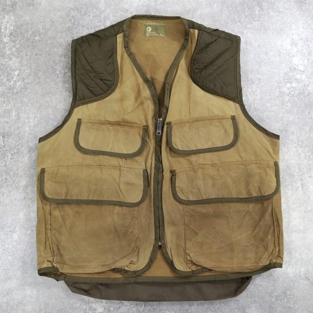 70~80s Jc penney hunting vest