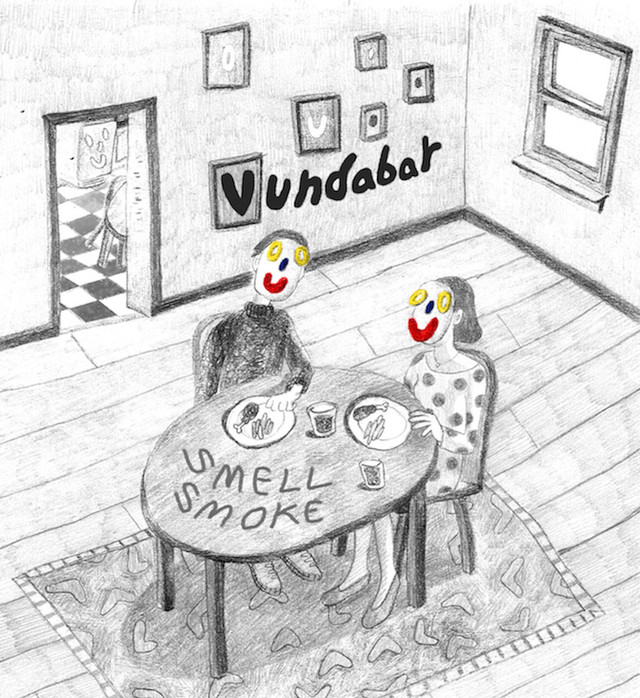 Vundabar / Smell Smoke(Ltd LP)