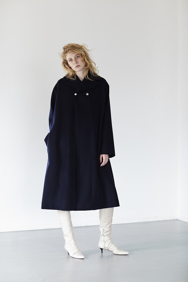 Dot button db coat