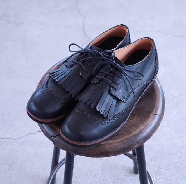 George Kiltie 24.5cm 黒 / Sayū
