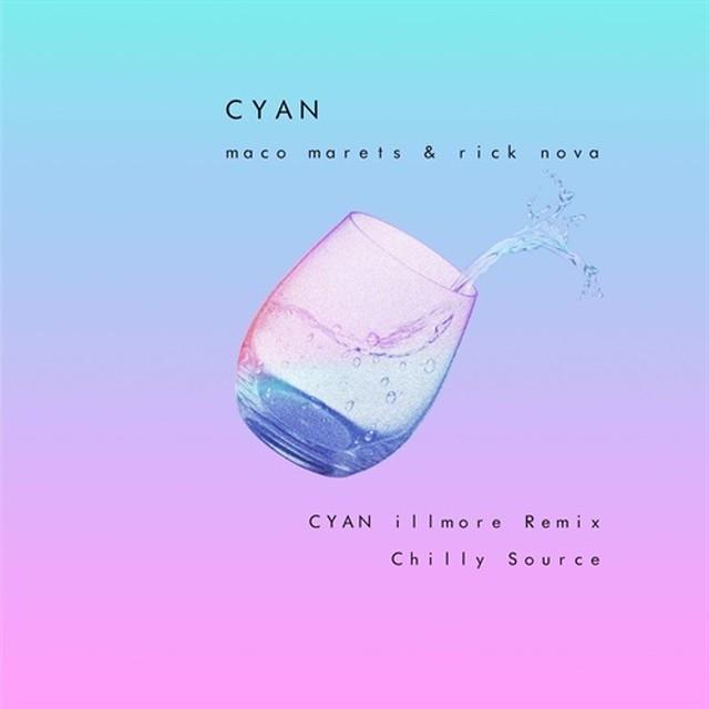 maco marets & Rick Nova / CYAN (レコード)