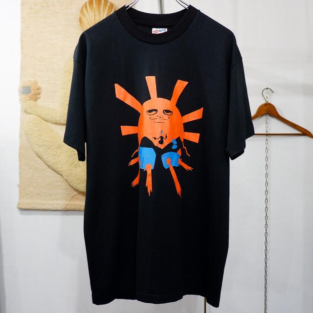 """アメリカ古着 1993s USA製 vintage """"SUN"""" Tシャツ"""