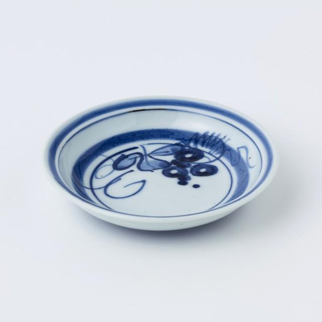 フルーツ皿(ぶどう)