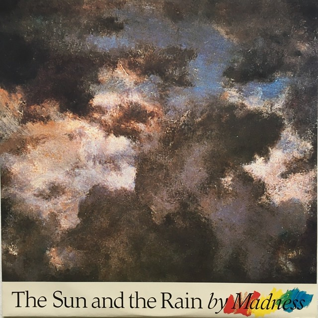 【12inch・英盤】Madness  /  The Sun And The Rain
