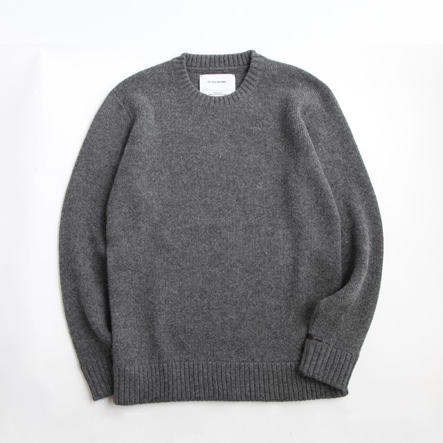 THE INOUE BROTHERS/Natural Air Stole/Light Grey