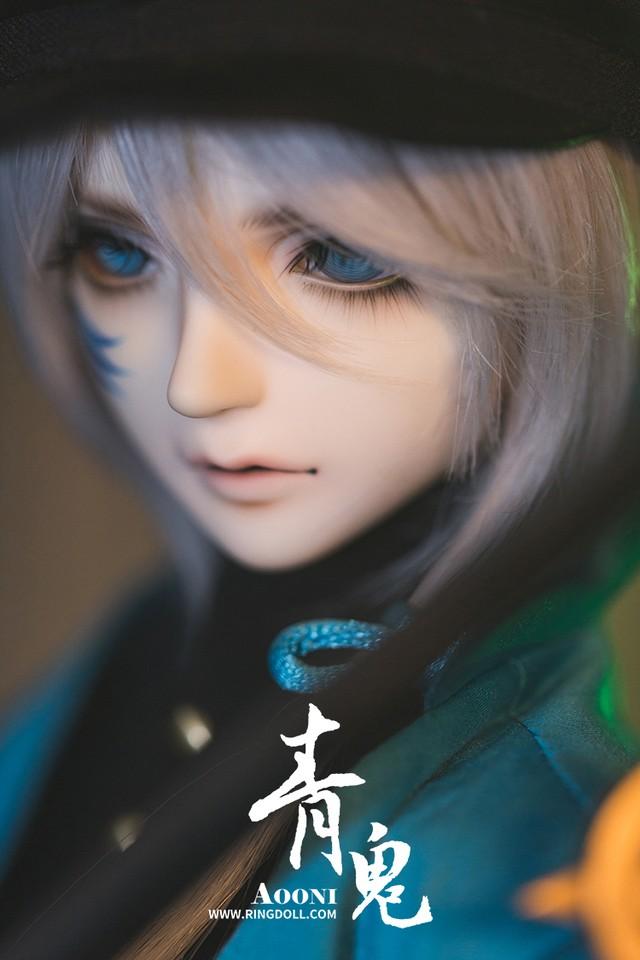 青鬼(フルセット)