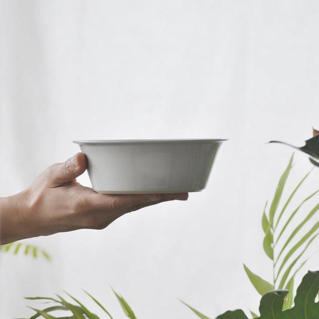 こいずみみゆきさん  | 7寸広リム皿