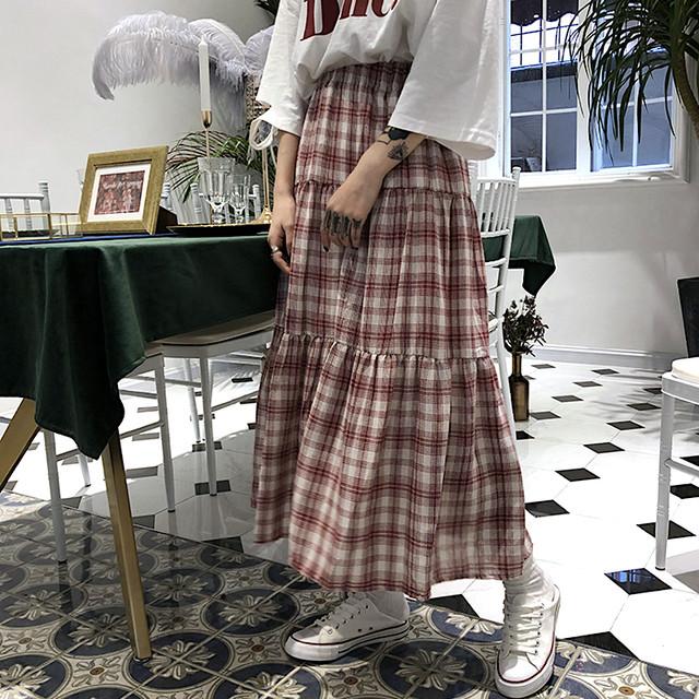 long skirt YL3785