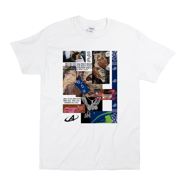 ANSWER COLLECTION / POP SMOKE GRAPHIC TEE