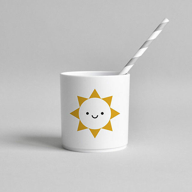 BUDDY+BEAR Sun Tumbler 250ml [white]