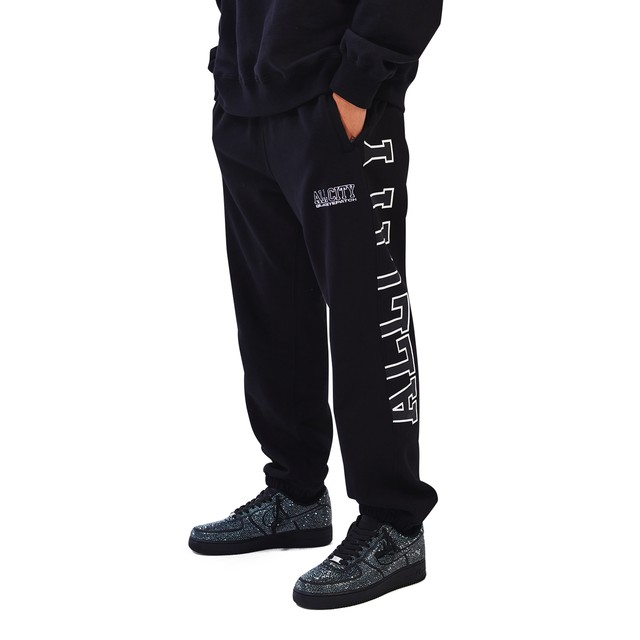 BLACK EYE PATCH / ALL CITY SWEAT PANTS