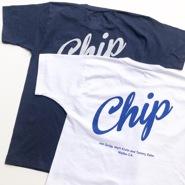 "Surge Coast Store ""Chip"" S/S Pocket Tee"