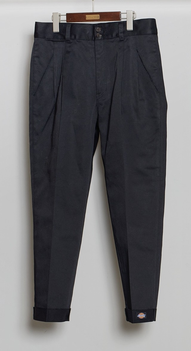 BED J.W. FORD /  Dickies Trousers(BLACK)
