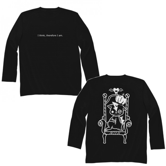 LONG TEE【Descartes】