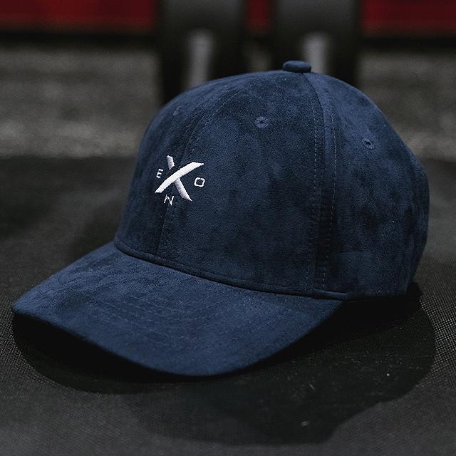 XENO 6 PANNEL CAP DARKBLUE