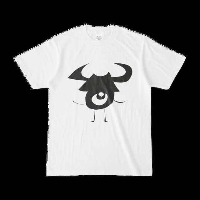兜と僕/黒*Tシャツ