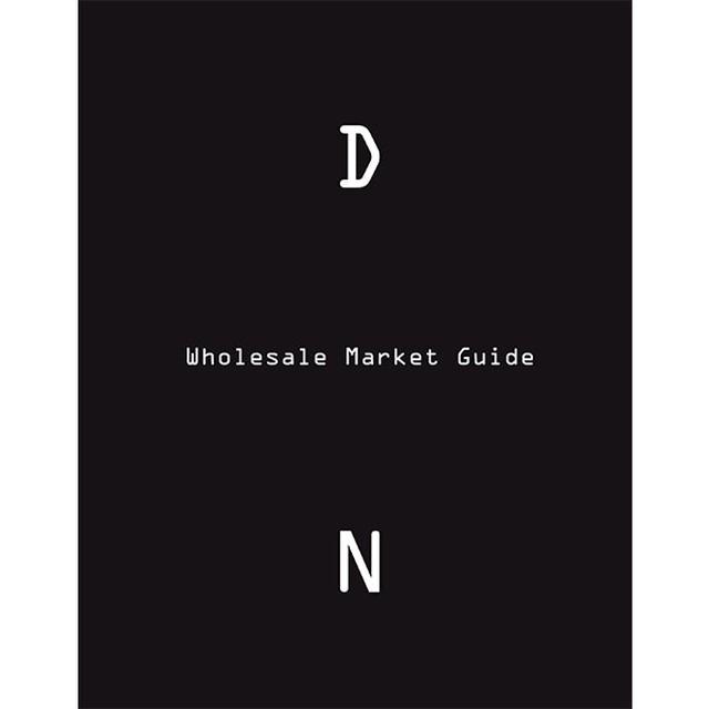 東大門・南大門 卸売市場ガイド - Wholesale Market Guide - 卸売市場MAP付き!