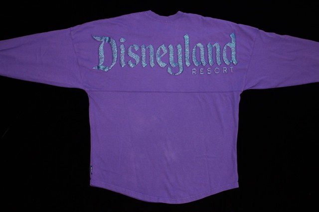Disney spirit jersey purple