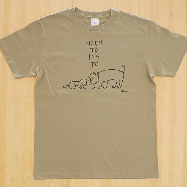 再入荷♪ くりねこTシャツ ヘザーレッド