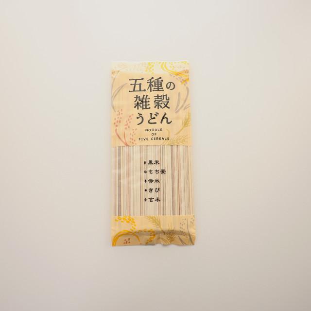 【プラントベース】五種の雑穀うどん(国産原料使用)