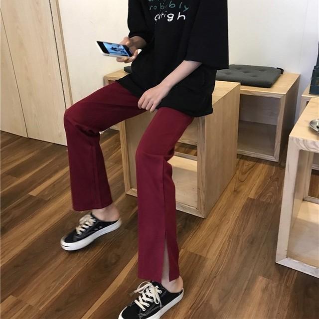 long pants YL2744