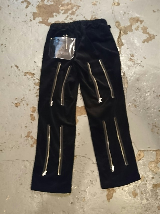 "BOWWOW ""SPUNK BONDAGE EASY PANTS"" Black Color"