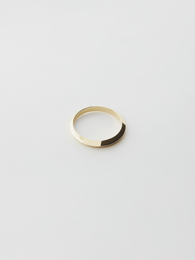 WEISS Triangle Ring Gold wei-rggd-10