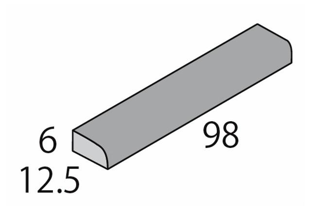 プリセラIPボーダーW 100×15ボーダー 長辺面取 1本バラ売り/SWAN TILE スワンタイル 和風 シンプル