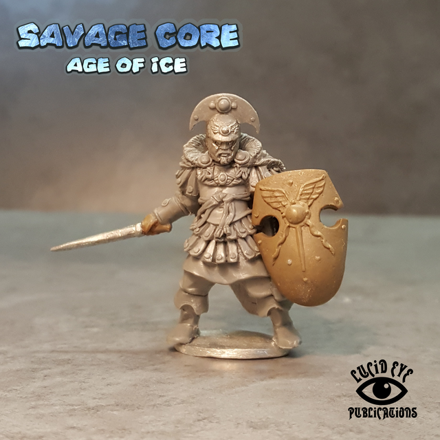 IAB001 Ice Age Atlantean Boss Kryxos
