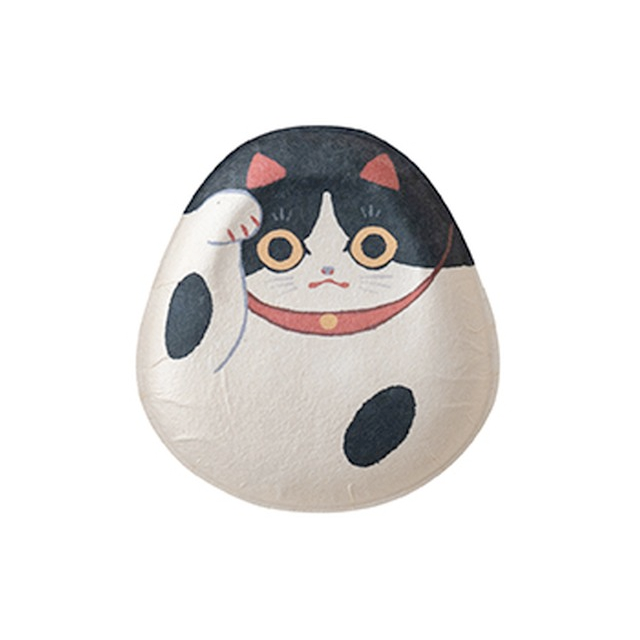 招き猫 ハチワレ F00-DA006