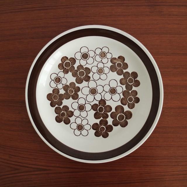 Rorstrand Anemon Plate 24cm