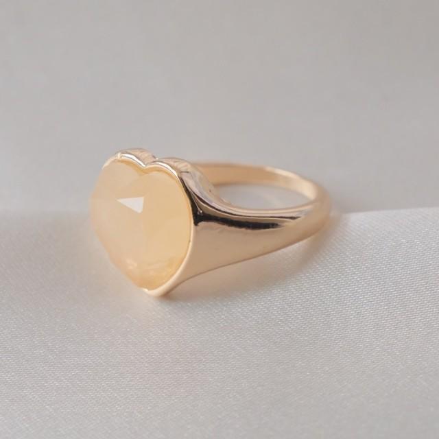 80s Vintage Stock: The Lilou Ring :::クーポン適用外アイテムです。:::