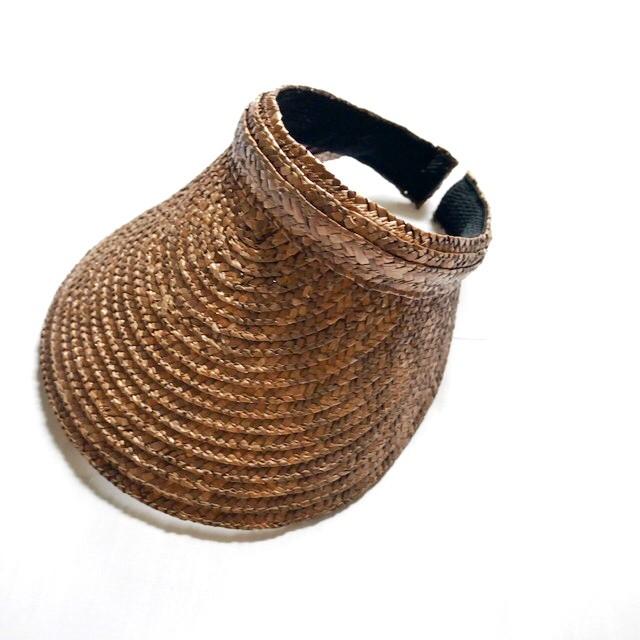 Hand Knit Cotton Big Béret