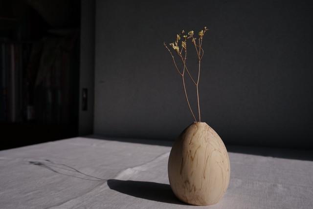 一輪挿し 白樺 高さ10cm (F21)