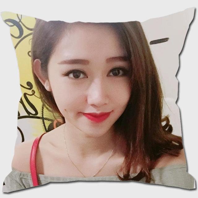 ベトナム美女のふわふわクッション 2
