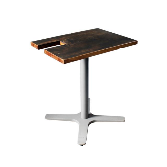 USED / Cafe Table 02 / Hardwood Oil Finish