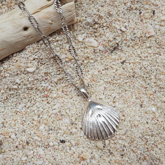 Shell Pendant-top《SILVER925》