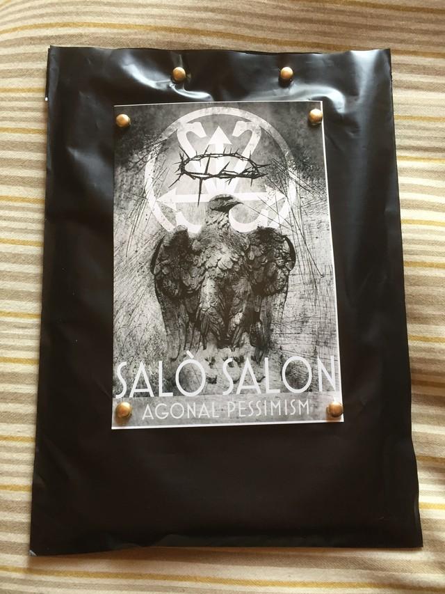 Salo Salon - Agonal Pessimism  Tape - メイン画像
