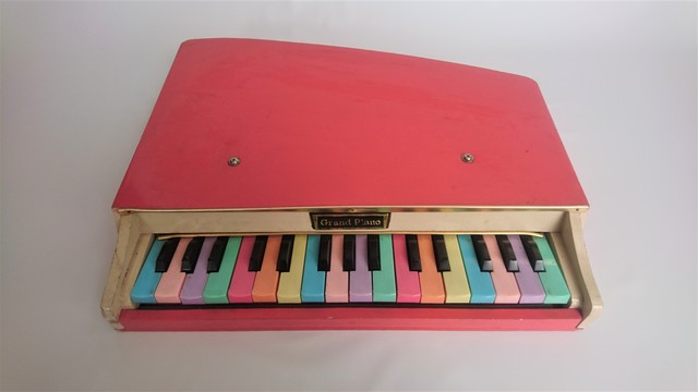 [vintage]イノウエ トイピアノ31鍵盤
