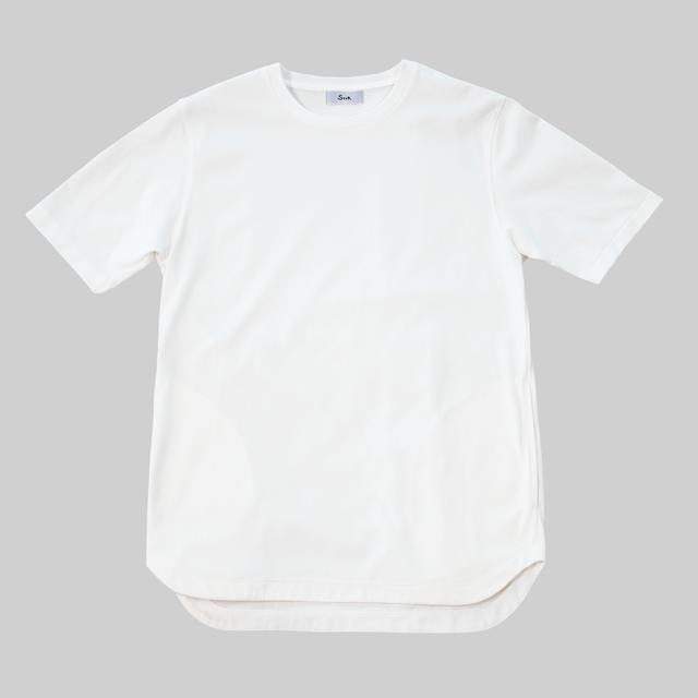 リファインドレスT / Refine Dress T #WHITE