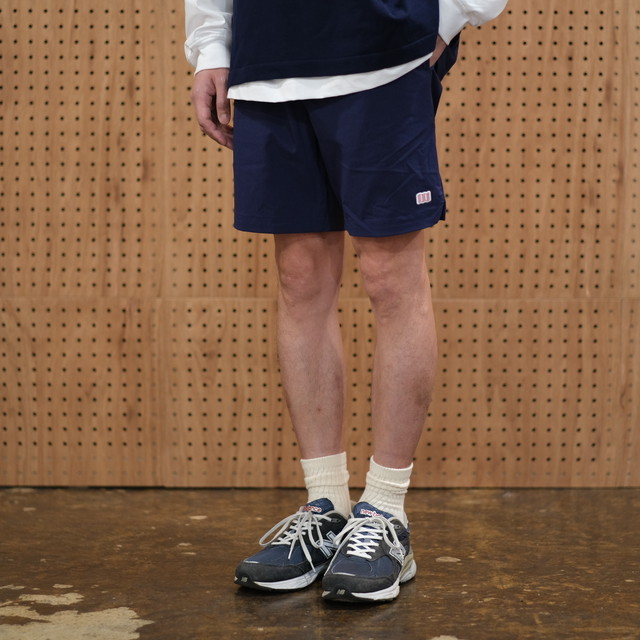 TOPO DESIGNS(トポデザイン)GLOBAL SHORTS -NAVY-