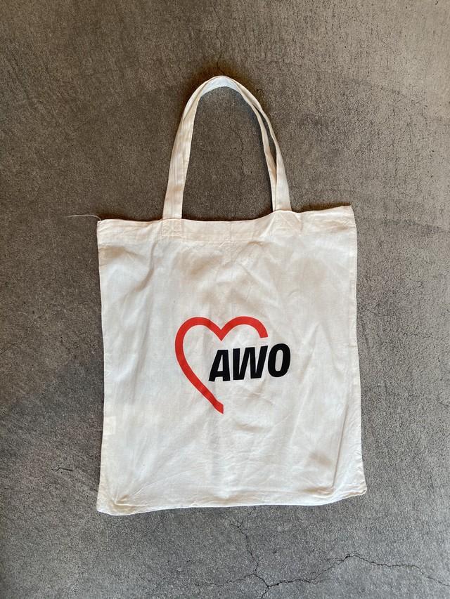 used eco bag(AWO)