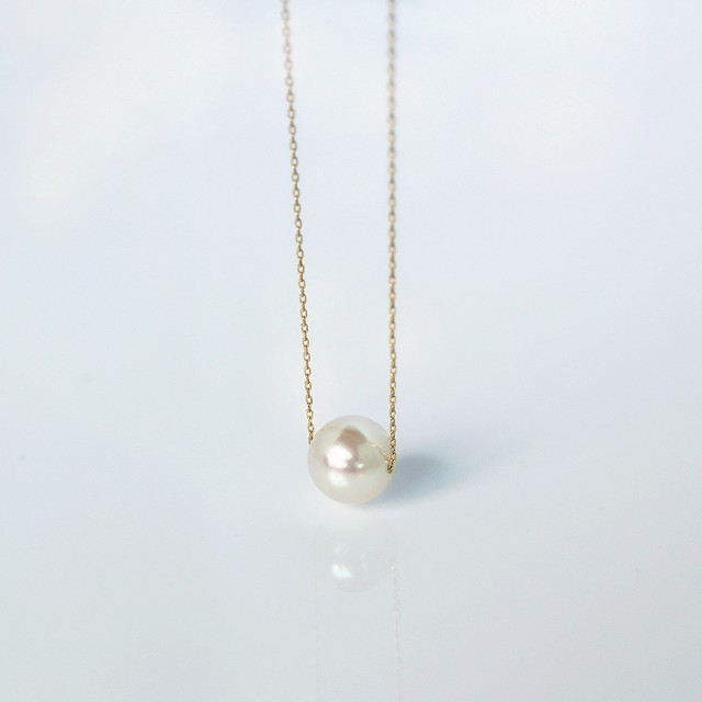 BASIC / Necklace (White)