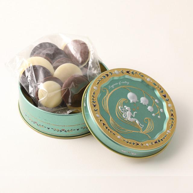 チョコ ピュレ ミックス(フェアリー缶)(常温発送10~3月)